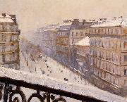 Private Collection, Gustave Caillebotte