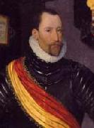 Cropped version of Portrait of Frederick II of Denmark and Norway