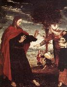 Hans holbein the younger Noli me Tangere oil painting reproduction