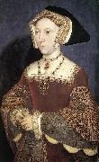Jane Seymour, Queen of England, Hans holbein the younger