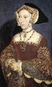 Jane Seymour, Hans holbein the younger