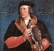Robert Cheseman, Hans holbein the younger