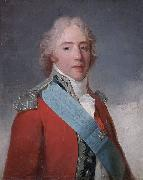 Henri-Pierre Danloux Comte d'Artois, later Charles X of France oil painting artist