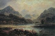 Hugh William Williams Glencoe oil painting reproduction