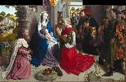 Hugo van der Goes The Adoration of the Kings oil painting reproduction
