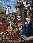 Hugo van der Goes Adoration of the Magi oil painting reproduction