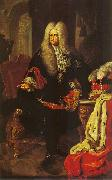 Jakob Philipp Hackert Portrait of Charles III Philip oil painting reproduction