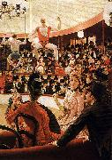 The Circus Lover, James Jacques Joseph Tissot