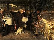 The Fatted Calf, James Joseph Jacques Tissot