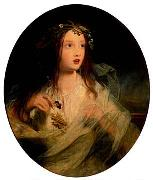 James Sant Ophelia oil painting reproduction
