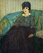 Blanche Baume, James Wilson Morrice