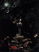 Jan Gossaert Mabuse Agony in the Garden oil painting reproduction