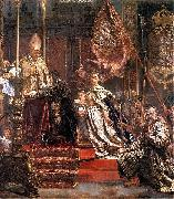 Fragment of Lwow Oath by Jan Matejko, Jan Matejko