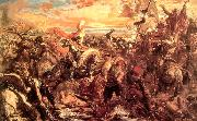 Battle of Varna, Jan Matejko