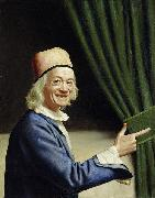 Self-portrait, Jean-Etienne Liotard
