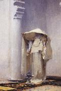 John Singer Sargent Fumee dambre gris oil painting reproduction