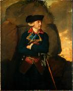 Portrait of a Gentleman, Joseph wright of derby