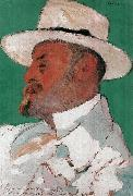 Jozsef Rippl-Ronai My Brother, odon oil painting reproduction