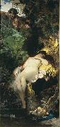 Julius Kronberg Nymph and Fauns oil painting reproduction