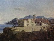 Leo von Klenze Napoleon in Portoferraio oil painting