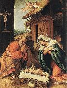 Nativity, Lorenzo Lotto