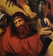 Christ Carrying the Cross, Lorenzo Lotto