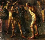 Lovis Corinth Diogenes oil painting reproduction