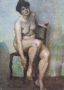 Nude Female