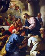 The Last Supper by Luca Giordano, Luca Giordano
