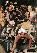 Matthias Grunewald The Mocking of Christ oil painting reproduction