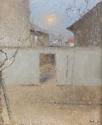 April Evening, Nils Kreuger