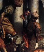 Saints Mark and Marcellinus being led to Martyrdom, Paolo  Veronese