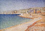 The Jetty at Cassis, Opus, Paul Signac