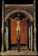 Pedro Berruguete Christ on the Cross oil painting reproduction