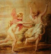 Apollo and Daphne, Peter Paul Rubens