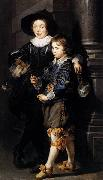 Albert and Nicolaas Rubens, Peter Paul Rubens