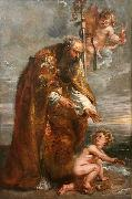 Peter Paul Rubens St Augustine oil painting reproduction