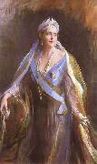 Queen Marie of Roumania, nee Princess Marie of Edinburgh, 1936