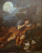 Pier Francesco Mola Diana and Endymion oil painting