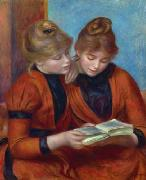 The Two Sisters, Pierre Auguste Renoir