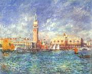 Pierre-Auguste Renoir Venice oil painting reproduction