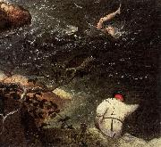 Landscape with the Fall of Icarus, Pieter Bruegel the Elder