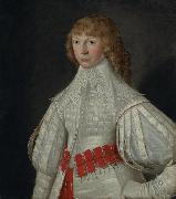 Portrait of Francis Poulett, Robert Peake the Elder