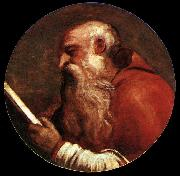 Titian St Jerome oil painting reproduction