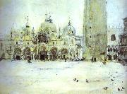 The Tretyakov Gallery, Valentin Serov