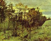 Autumn Evening. Domotcanovo, Valentin Serov