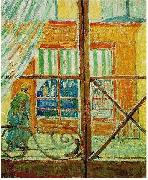 Pork Butcher's Shop in Arles, Vincent Van Gogh