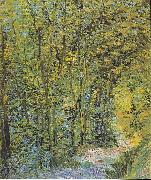 Forest-way, Vincent Van Gogh