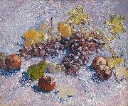 Grapes Lemons Pears and Apples, Vincent Van Gogh
