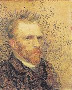 Vincent Van Gogh Self portrait oil painting reproduction